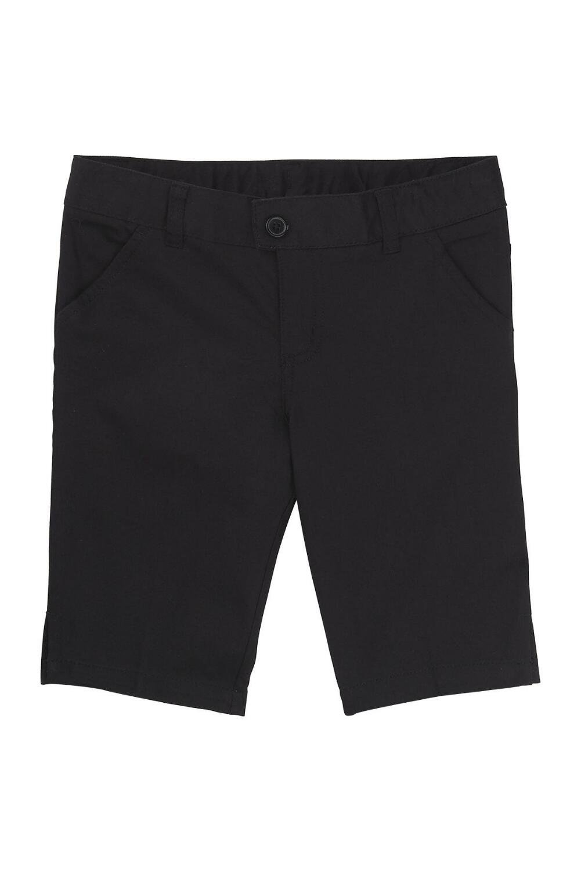 French Toast Bermuda Short(Junior Sizes) Black 3 Jr