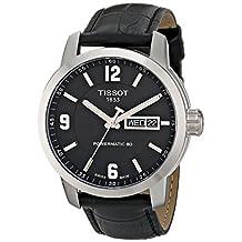 Tissot Men's T0554301605700 PRC 200 Analog Display Swiss Automatic Black Watch