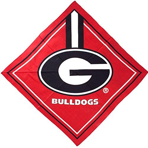 georgia bulldogs bandana - 3