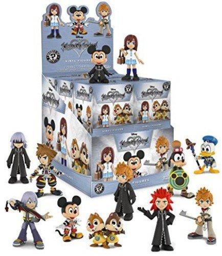 - Funko Mystery Mini: Kingdom Hearts One Mystery Figure Collectible Figure