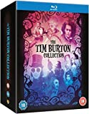 Tim Burton Collection - 8-Disc Box Set ( Batman / Batman Returns / Beetlejuice / Mars Attacks! / Pee-wee's Big Adventure / Charlie and the Chocolate Factory / Sweeney Todd: The Demon Barber (Blu-Ray)