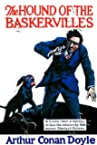 """""""The Hound of the Baskervilles (Illustrated with Free audiobook link)"""" av Sir Arthur Conan Doyle"""