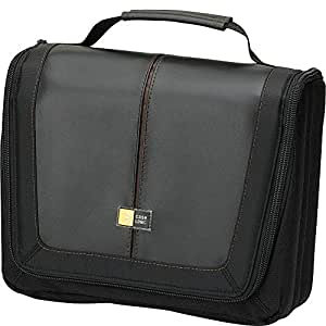 Case Logic PDVK-9 7 to 9-Inch In Car Portable DVD Player Case (Black)