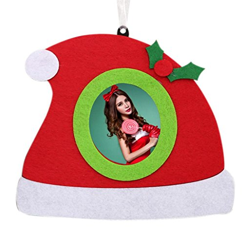 Gbell Boys&Girls Creative Photo Frame, Picture Frame Album for Home Party Christmas Souvenir (B)