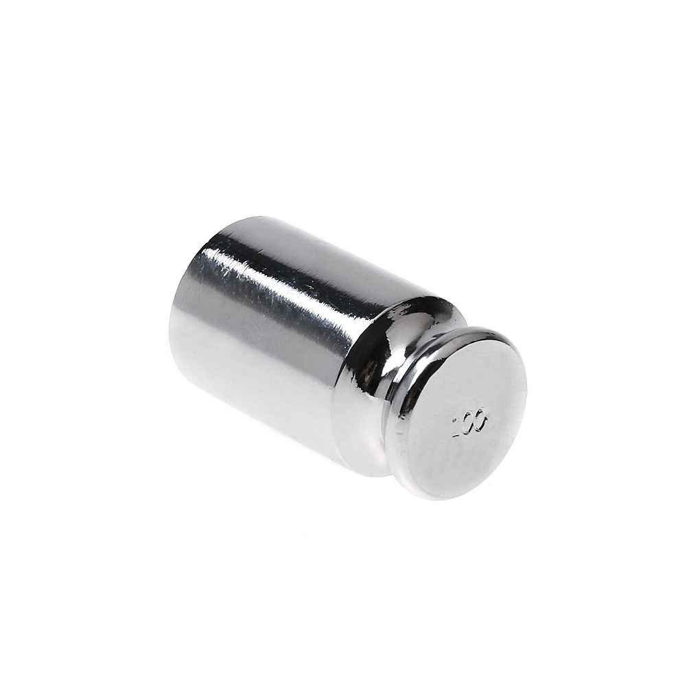 censhaorme Acier au Carbone de Poids de calibrage 100g avec Poids de calibrage galvanis/é pour balances /électriques