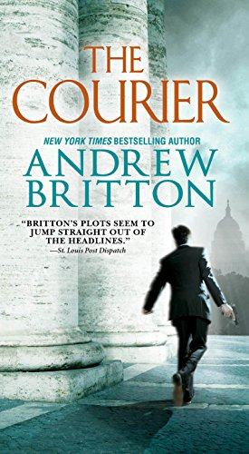 book cover of The Courier