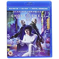 Ghost in the Shell 3D + 2D Blu-Ray Deals