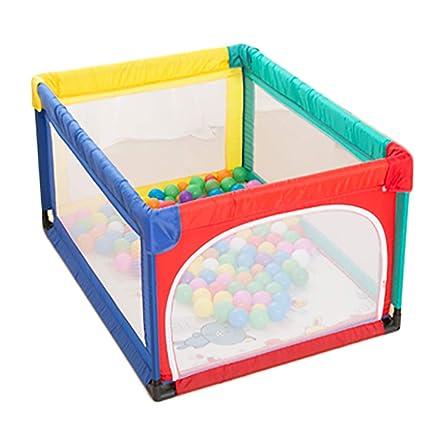 Play Yard Baby Parque Infantil con colchoneta y Pelotas ...