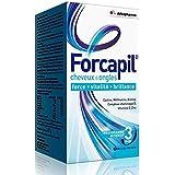 Arkopharma Forcapil Cheveux/Ongles Modèle Économique Programme de 3 Mois Pilulier de 180 Gélules