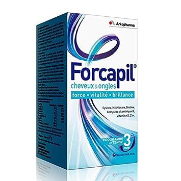 Arkopharma Forcapil Cheveux et Ongles 180 gélules