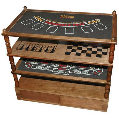 9 in 1 Combination Multi Game Table by CHH