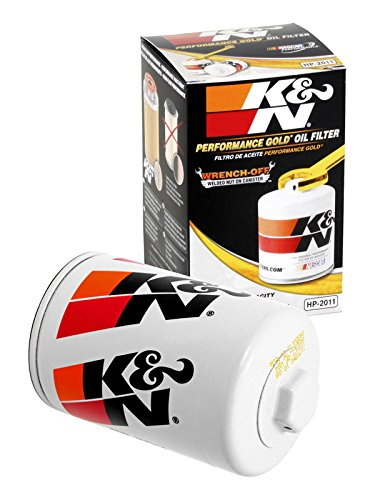 HP-2011 K&N Performance Oil Filter; AUTOMOTIVE (Automotive Oil Filters):