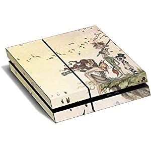 Fantasy & Dragons PS4 Horizontal (Console Only) Skin – Where The Wind Takes You Vinyl Decal Skin For Your PS4 Horizontal (Console Only)