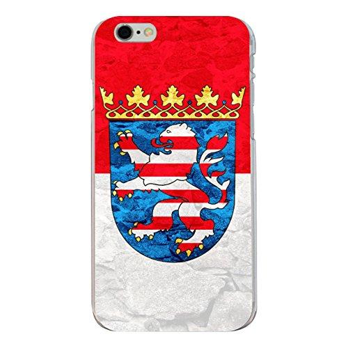 "Disagu Design Case Schutzhülle für Apple iPhone 6 PLUS Hülle Cover - Motiv ""Hessen"""