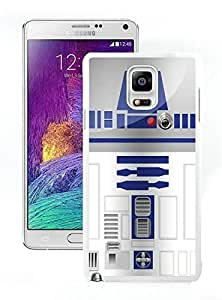Grace and Nice Case tar Wars R2D2 Robot 1For Case Iphone 6 4.7inch Cover Case in White