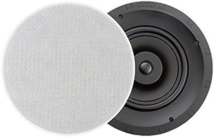 - Black Sonance MAG6R Pair 6-1//2 2-Way in-Ceiling Speakers