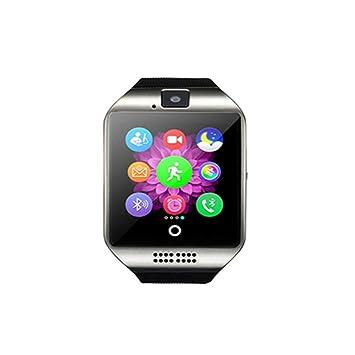 DKHSKITFJRLO Pulsera de Actividad Q18 Bluetooth Reloj ...