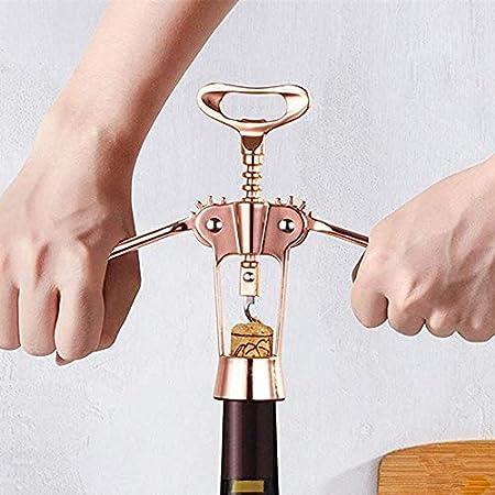 Sacacorchos Sacacorchos De Oro Rosa Sacacorchos De Vino Sacacorchos De Vino Cocina