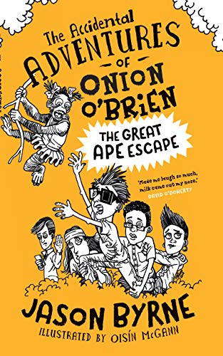The Accidental Adventures of Onion O' Brien: The Great Ape Escape]()