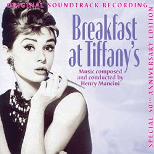 【50周年記念盤】ティファニーで朝食を