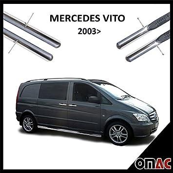 pedalada Werkzeuge Potenciador de tablas tubos acero inoxidable MB Vito W639/W447 compacta – Largo: Amazon.es: Coche y moto
