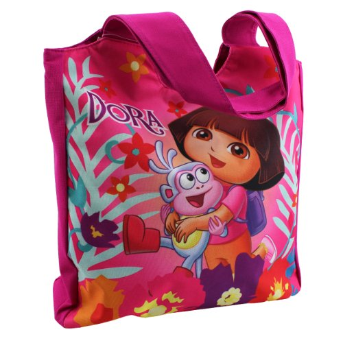 Dora the Explorer Pink Large Tote Bag A01888