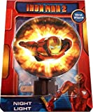 Iron Man 2 The Movie Rotary Shade Night Light