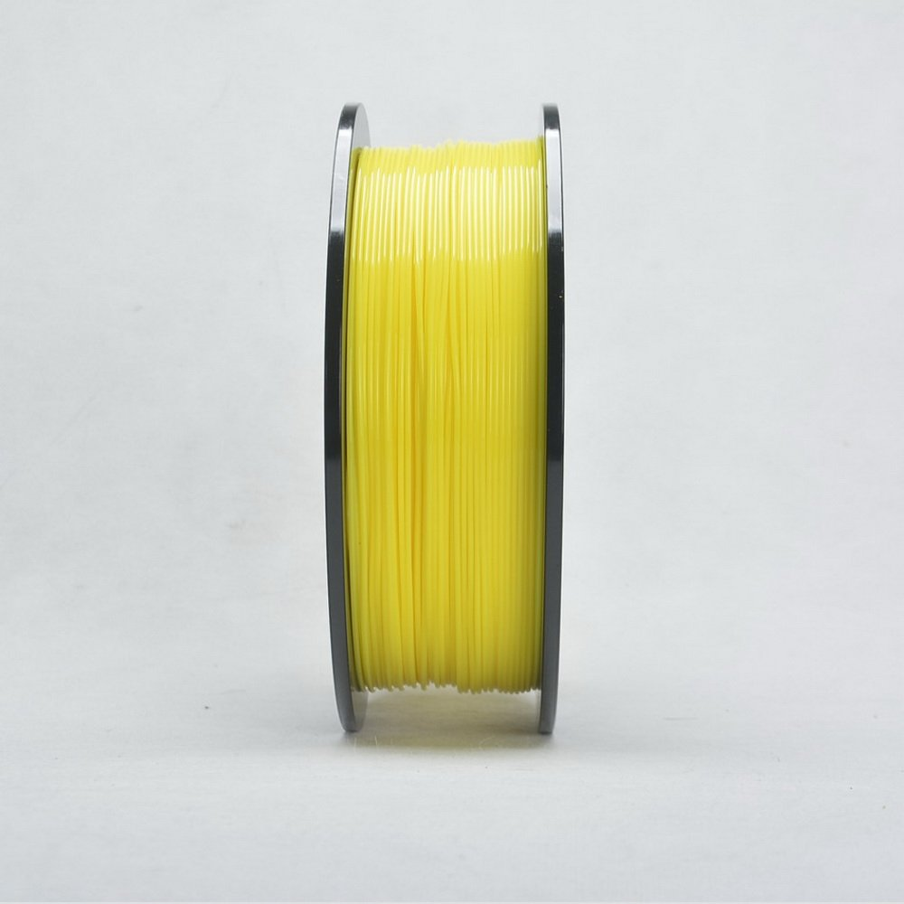 Yellow ARTSHOW 3D Printer Filament 1kg 2.2lb 3.0mm PLA Filament Multicoloured