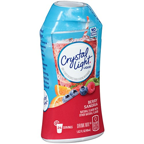 Crystal Light Liquid, Berry Sangria, 1.62 Ounce