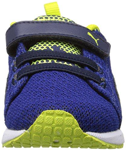 Puma - Kinder - Carson Runner Night Camo V Inf - Sneaker - blau hwsG4Y5
