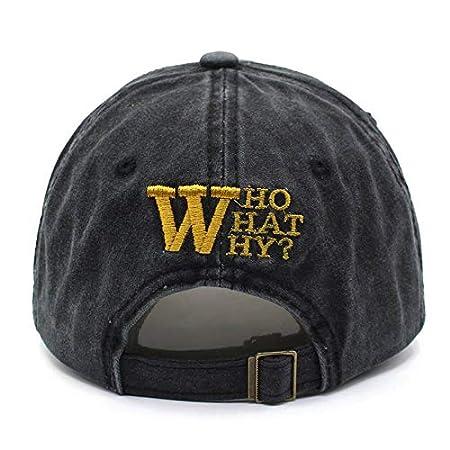 ZSOLOZ Baseball Caps Snapback Baseball Cap Hats For Men Cotton Letter W Casquette Brand Women Caps Washed Vintage Bone Men Hat Gorras Cap