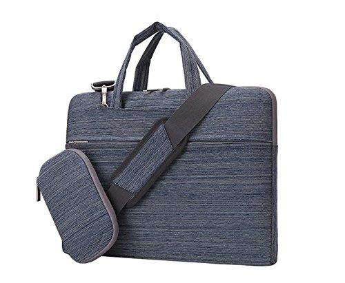 (Jlyifan Denim Busniess Carrying Sleeve bag Breifcase Cover for HP x360 310 G2 / EliteBook Rvolve 810 G3 / Spectre x2 / Pavilion X2 / X360 11.6 12 inch laptop)