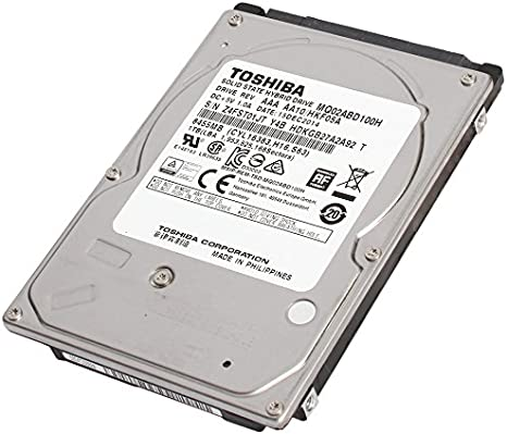 Toshiba MQ02ABD100H - Disco Duro (2.5