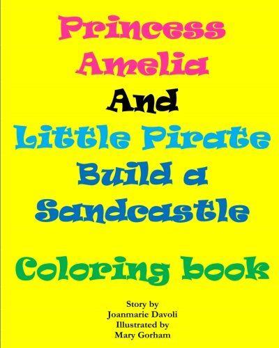 Coloring Book - Sandcastle