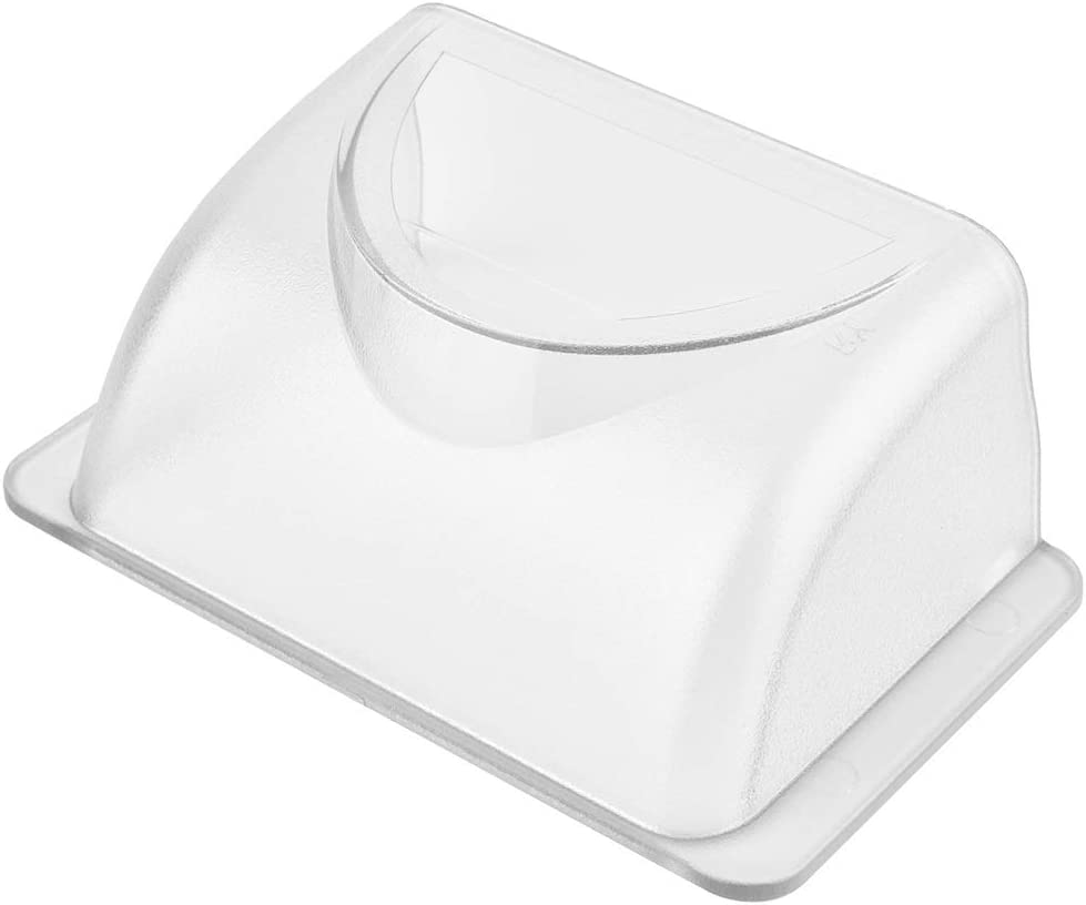 Vensans Rain Cover Plastic Rain Cover Waterproof Shell for Door Access Control Keypad Controller Rainproof