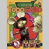 PELICULA EL SHOW DEL TOPO GIGIO-VOL 1,2,3( 3DVDS)