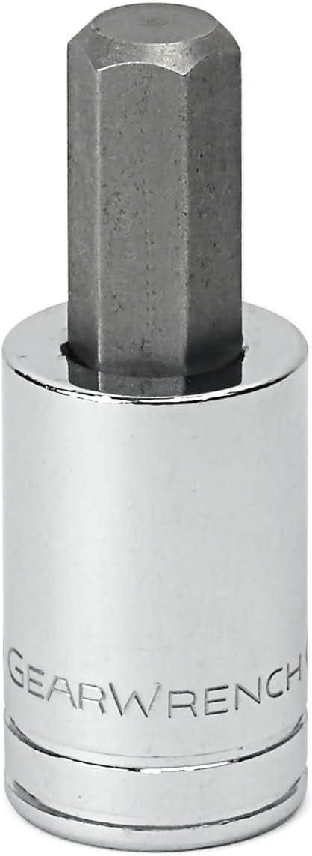 """Teng Tools 6mm Socket 1//4/"""" Drive Hexagon 6 Point Metric 25mm Length M140506-C"""