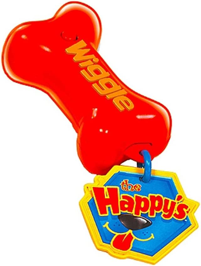The Happys Happy Treat Wiggle Red