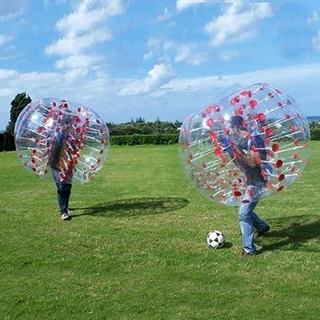 stagersoccer® Pelota hinchable de parachoques Bubbler balón ...