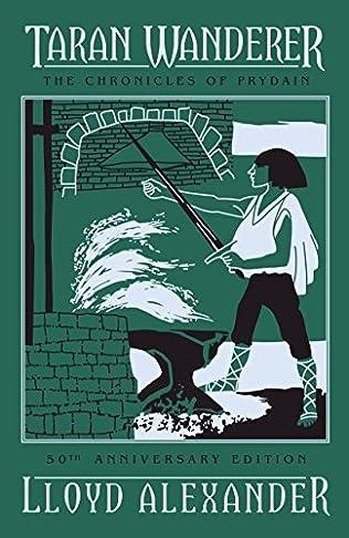 book cover of Taran Wanderer