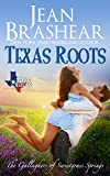 Texas Roots by Jean Brashear front cover