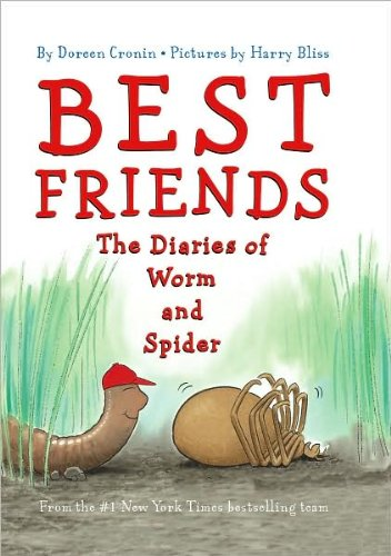 Best Friends Diaries Worm Spider