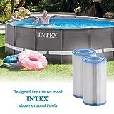 Intex Pool Filter Cartridges - Intex Cartridge