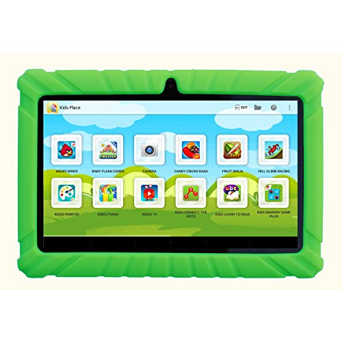 Contixo Kids Safe 7″Tablet – Green