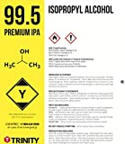Isopropyl Alcohol 99.5% (IPA) - Laboratory-Grade