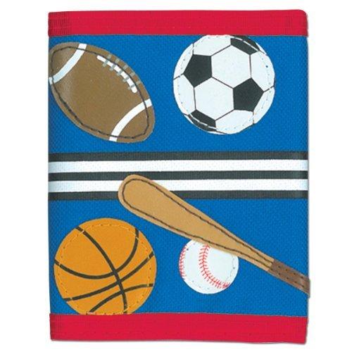 Stephen Joseph Sports Wallet by Stephen Joseph Stephen Joseph Art