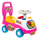 FiNeWaY My First Ride On Cars Boys Girls Push Along Toddlers Infants Children | Music, Horn Sound, Volume and Start...