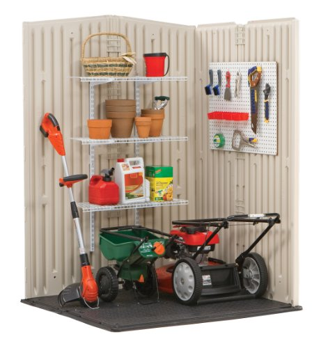 Best Rubbermaid Vertical Storage Shed November 2019