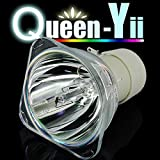 QueenYii 190W Replacement Projector Lamp Bulb For OPTOMA DH1011 EH300 HD131X HD25 HD25-LV HD2500 HD30 HD30B
