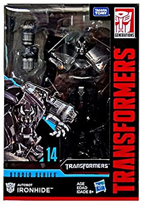 Transformers Voyager Ironhide Action Figure